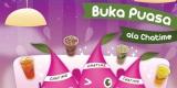 Paket Bukber Chatime - Hemat Rp 80000 dan Bonus Bantal Kakaotalk
