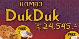 Promo KFC Kombo Duk Duk