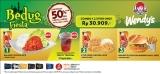 Promo Ramadan Wendy's - Free Tajil 1