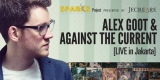 Alex Goot & Against The Current Live in Jakarta Level 2 @foundry