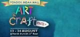 Art & Craft Fair 2014 at Pondok Indah Mall