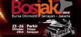 BOSJAK – Bursa Otomotif Senayan 2014