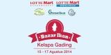 Bazaar Ikan Lottemart Kelapa Gading