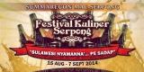 Festival Kuliner Serpong Sajikan Beragam Makanan Khas Sulawesi