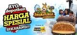 Promo Jungleland Adventure Theme Park