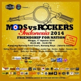 Mods Vs Rockers Indonesia 2014
