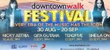 The Downtown Walk Festival 2014