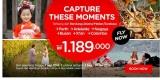 AirAsia Gelar Promo Tiket Ke Berbagai Negara Asia – Harga Mulai dari Rp 1 Jutaan