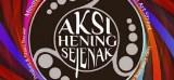 Aksi Hening Sejenak Bersama Jokowi Hadirkan Terapi, Street Art, Yoga Clinic dan Bazaar
