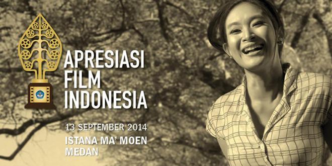 Apresiasi Film Indonesia 2014 Siap Digelar di Medan