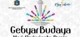 Gebyar Budaya 2014 di Jakarta