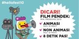 Kompetisi Film Pendek dan Animasi HelloFest 2014
