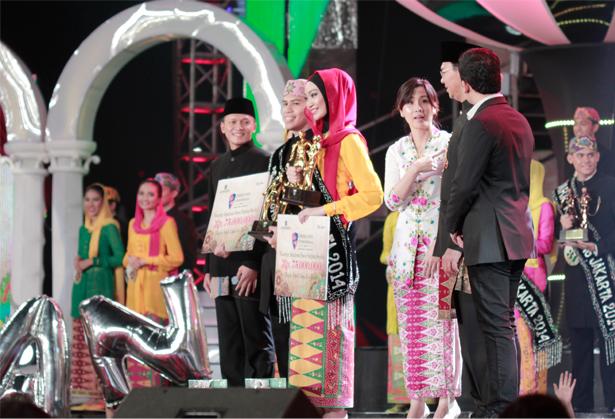 Meriahnya Malam Final Abang None Jakarta 2014 1