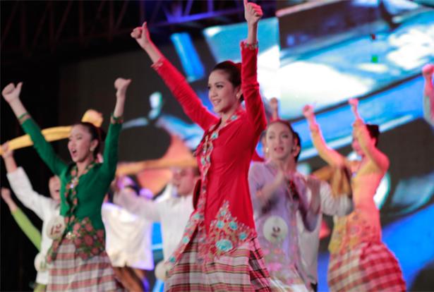 Meriahnya Malam Final Abang None Jakarta 2014 2