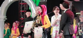Meriahnya Malam Final Abang None Jakarta 2014