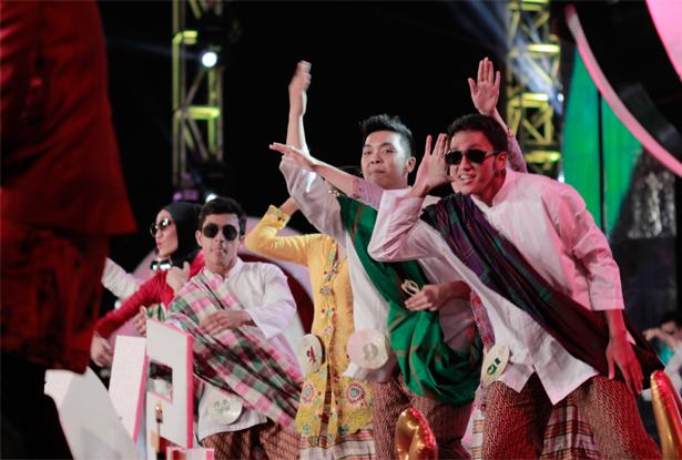 Meriahnya Malam Final Abang None Jakarta 2014 6