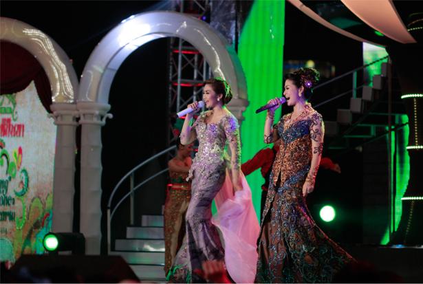 Meriahnya Malam Final Abang None Jakarta 2014 8