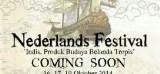 Nederlands Festival 2014 di Boulevard UI