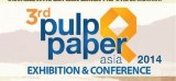 Pameran The 3rd Edition Pulp and Paper Asia 2014