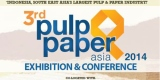 Pameran The 3rd Edition Pulp & Paper Asia 2014