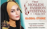 Surabaya Moslem Fashion Festival 2014 2