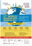 The 3rd World Education Expo Indonesia 2014 2