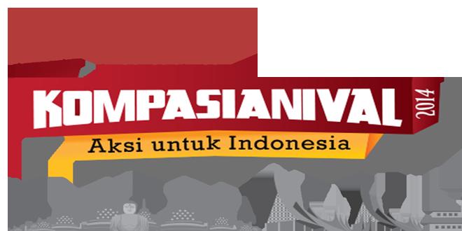 """""""Aksi untuk Indonesia"""" menjadi Tema Kompasianival 2014"""