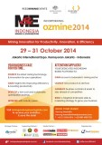 Indonesia Mining and Engineering (M&E) 2014