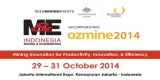 Indonesia Mining and Engineering 2014