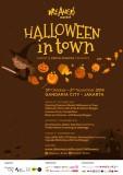 """Dreamers Market Halloween In Town """"Sweet & Knick Knacks Tenants"""""""
