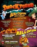 Shocktober – Boo!tiful Halloween and Hallofun