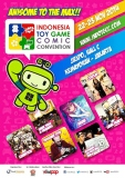 Indonesia Toy, Game, and Comic (ITGCC) 2014