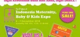 Indonesia Maternity, Baby, and Kids Expo 2014