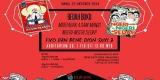 Pesta Sastra UI Menghadirkan Bedah Buku Dua Stand Up Comedian