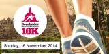 Borobudur 10K, Rasakan Sensasi Lari di Borobudur