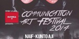 Communication  Art Festival 2014