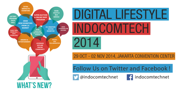 Indocomtech 2014
