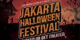 """Jakarta Halloween Festival """"Be Tricked or Get Treated"""""""