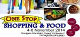 One Stop Shopping & Food Hadir November Mendatang
