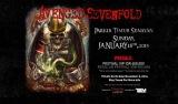 Avenged Sevenfold live Jakarta