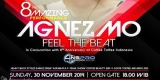 "Agnez Mo ""Feel The Beat"""
