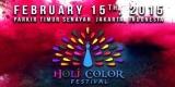 Holi Color Festival 2015