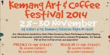 Kemang Art & Coffee Festival 2014