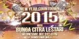 New Year Countdown 2015 Bersama Bunga Citra Lestari