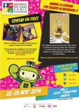 Indonesia Toy, Games & Comic Convention