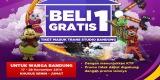 Trans Studio Bandung Promo Tiket