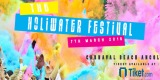 Holi Water Festival Jakarta 2015 - Watergun fight & Color Party