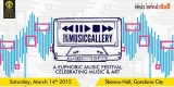 "The 5th Music Gallery ""A Euphoric Music Festival Celebrating Music & Art"""
