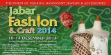 Jabar Fashion and Craft 2014