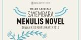 Malam Anugerah Sayembara Menulis Novel Dewan Kesenian Jakarta 2014